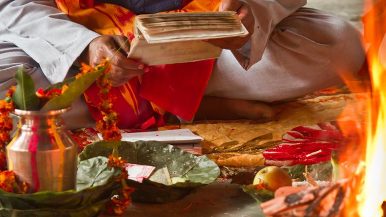 Att leva som hindu