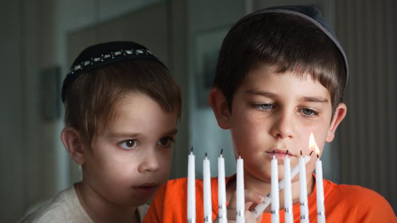 Att leva som jude